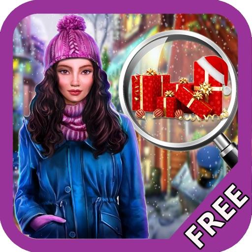 Free Hidden Objects : Wonderful Holiday iOS App
