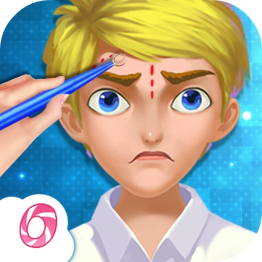 Fashion Boy's Brain Surgery-Doctor Play Game iOS App