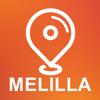 Melilla, Spain - Offline Car GPS App