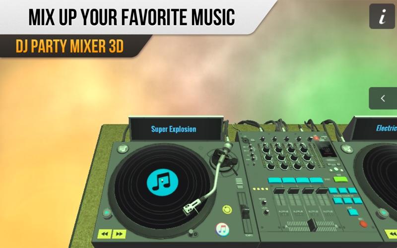 Party Mixer 3D Screenshot - 2