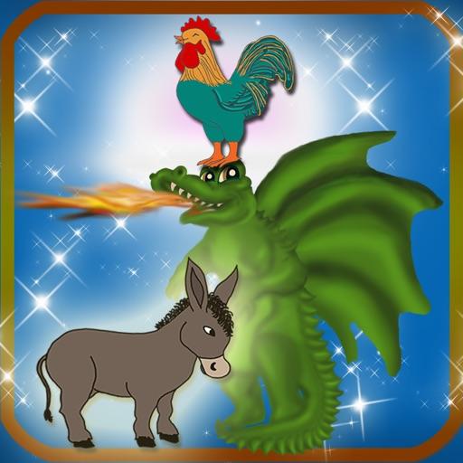 Animals Catch Farm Game iOS App