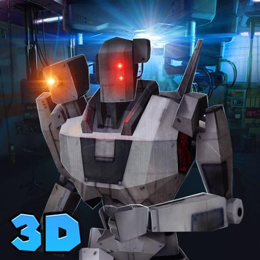 Ninja Cyborg Fight: Escape Mission 3D iOS App