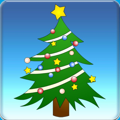Drawing Christmas for Kids iOS App
