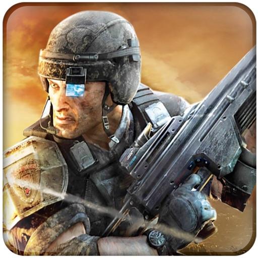 US Army Commando Shooting Fight-Frontline War Pro iOS App