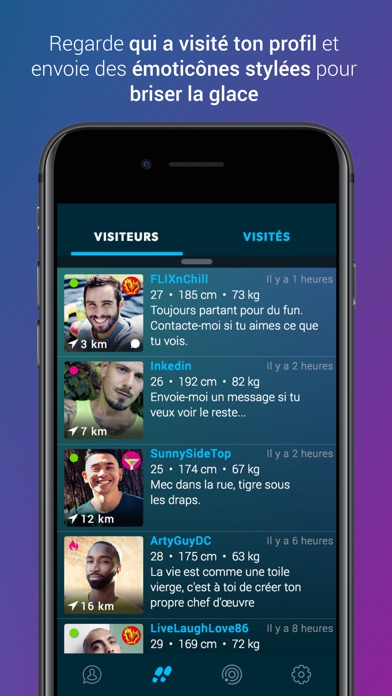 Site rencontre application iphone