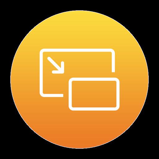 inPicture - Watch Videos on YouTube, Twitch, Vimeo Mac OS X