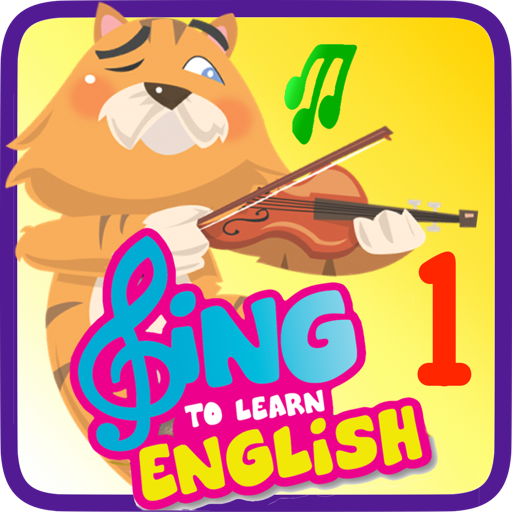 Sing to Learn English Animated Series 1