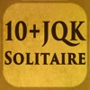 10JQK Gold (Solitaire) point numbers