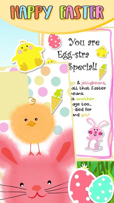 Screenshot of Pasqua Biglietti D'auguri Carta Gratuito Creatore2