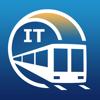 Mailand U-Bahn-Führer mit Offline Karte