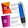 Business Card Designer - Create business cards vista printing business cards