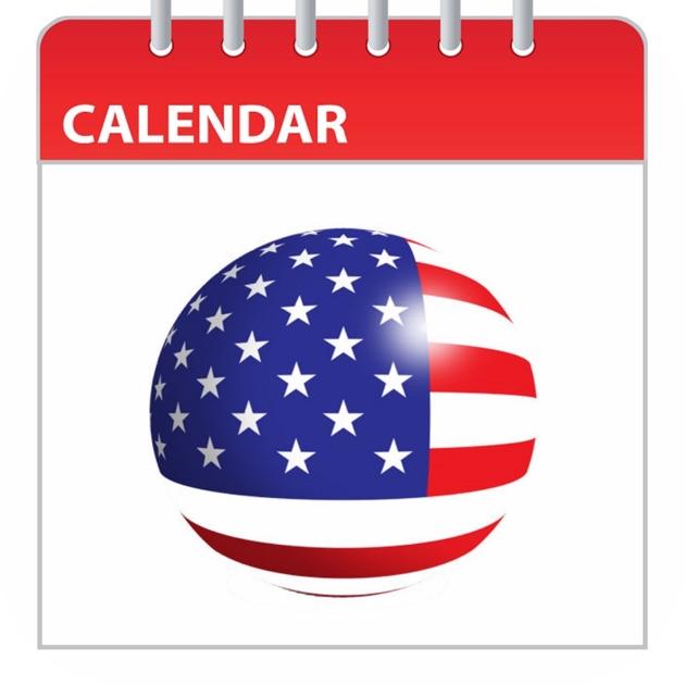 USA Holidays 2017 - 2020 USA Calendar Wallpaper on the App Store