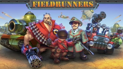 Fieldrunners screenshot1