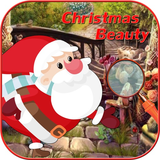 Christmas Beauty - Hidden Object Fun iOS App
