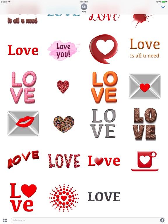 Screenshot #4 for I'm in Love