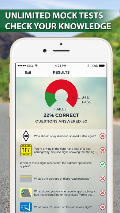 download LGV Theory Test UK Lite appstore review