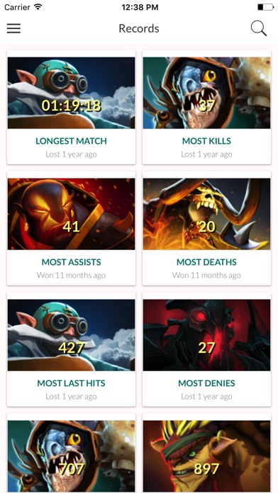 helper for dota 2 live games on the app store
