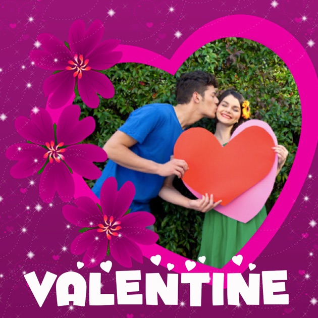 valentines day frames photo editor on the app store