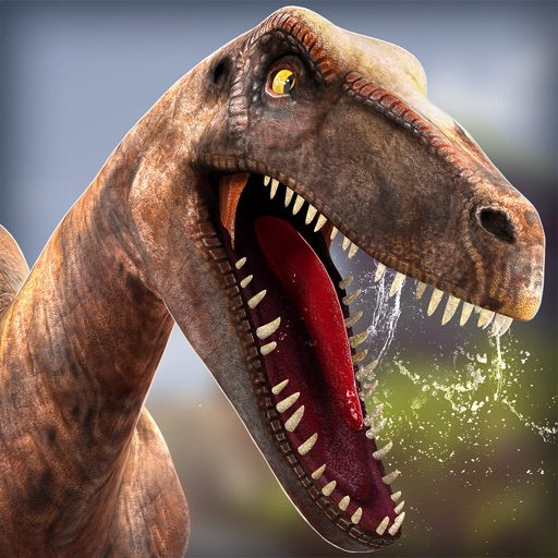 侏罗纪模拟器快跑游戏奇幻世界免费