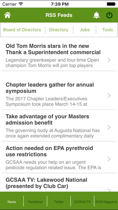 App Shopper: GCSAA+ (Business)