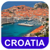 Croatia Offline Map - PLACE STARS