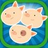 Turutu I tre porcellini (AppStore Link)