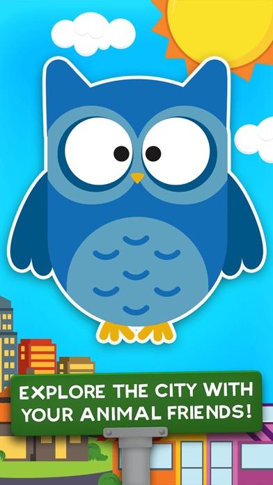 Screenshot #5 for Animal Math Kindergarten Games