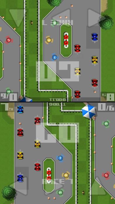 Screenshot #9 for Retro Racing