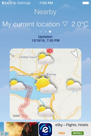NowCast screenshot 3