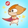 Super Captain > Stickers! super