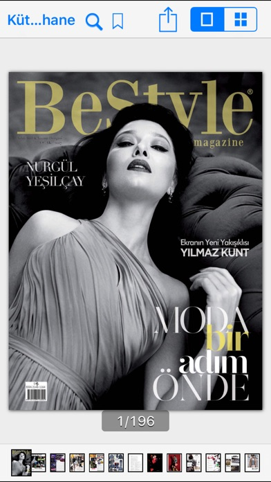 download BeStyle Magazine apps 0