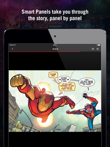 Marvel Unlimited Comics screenshot 3