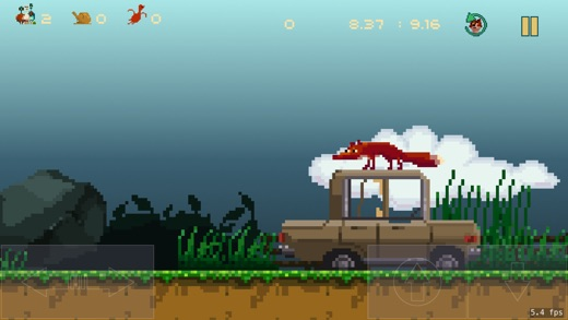 Fox Eats Chicks Screenshot