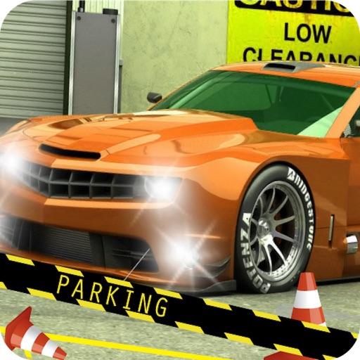 Multi Level Car Parking 2017 iOS App