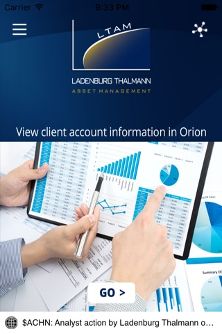 Ladenburg Thalmann Asset Mgmt screenshot 1