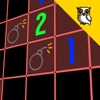 Minesweeper - classic arcade game modern face