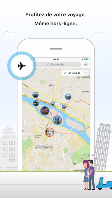 planificateur de voyages sygic travel dans l app store. Black Bedroom Furniture Sets. Home Design Ideas