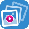 Professional Slideshow & Video Editor with Music