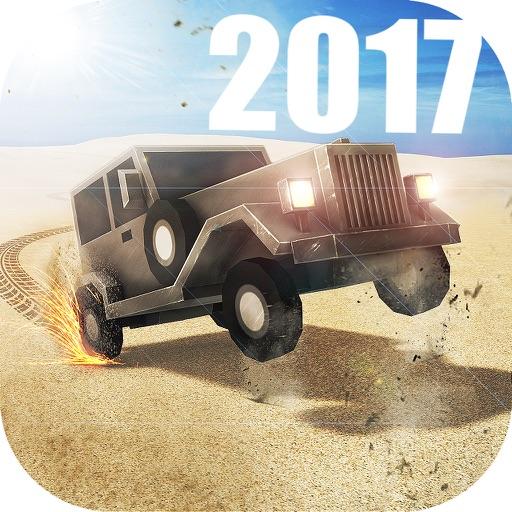 Smashy Physics - 3D Car Driving Simulator 2017 iOS App