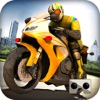 VR Highway Stunt Moto Ride : Motorbike Racing Game