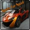 Спортивный автомобиль Скорость - Трафик гонки