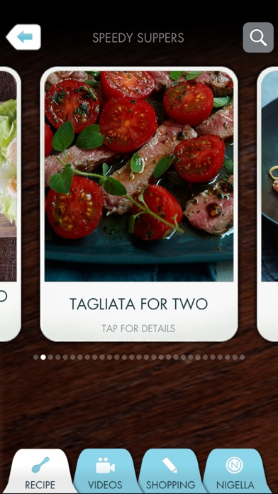 Download Nigella: The Quick Collection App