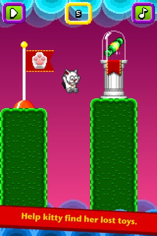 Jumpy Cat screenshot 1
