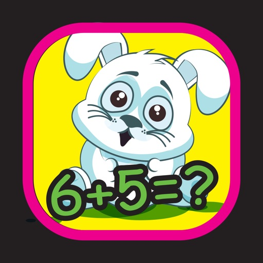 Rabbit & Bunny Patrol Math Puzzle for Little Kids iOS App