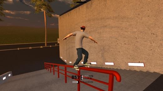 MyTP 3 - Snowboard, Freeski and Skateboard Screenshot