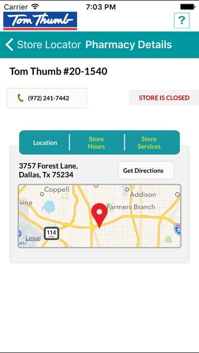 Tom Thumb Pharmacy on the App Store