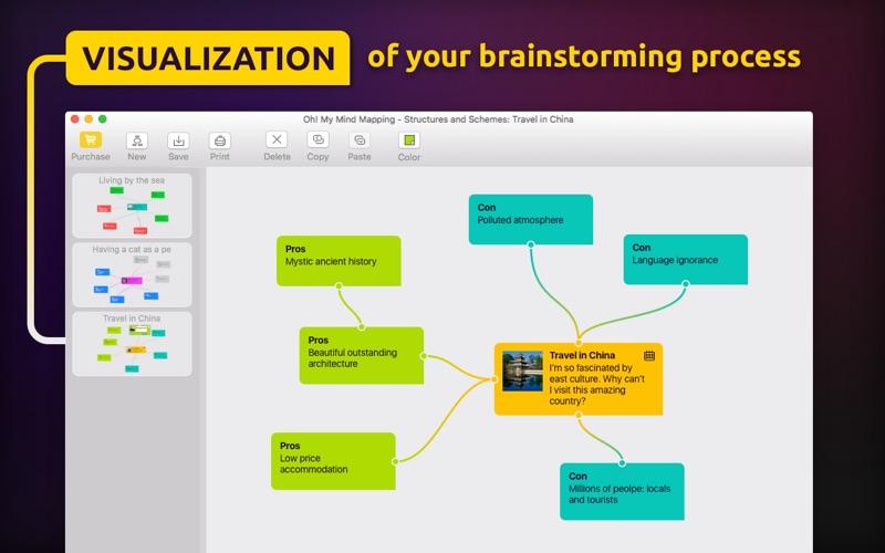 screenshot 1 - Osx Mind Mapping