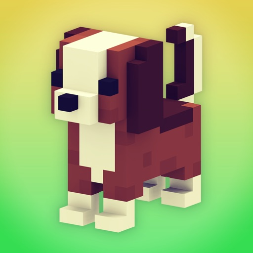 Puppy Love Craft: Pet Sim, Creative Game for Girls Icon