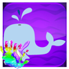 Coloring Book-Fun Painting Dolphin for Kids Wiki