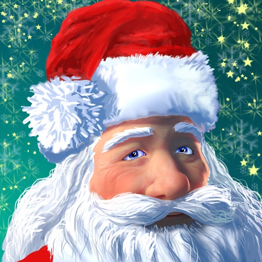 Genial Santa Claus 2 - the Christmas Cards iOS App